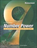 Measurement: Contemporary's Number Power by…