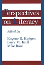 Perspectives on Literacy by Professor Eugene…