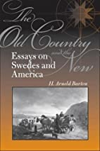 The Old Country and the New: Essays on…