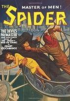 The Spider: The Devil's Paymaster (Spider)…