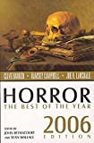 Betancourt, John: Horror: The Best of the Year, 2006 Edition