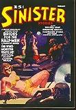 Betancourt, John Gregory: Sinister Stories 1 (Pulp Classics)