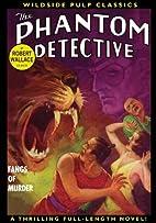 Fangs of Murder by Robert Wallace