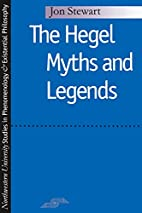 Hegel Myths and Legends (SPEP) by Jon…