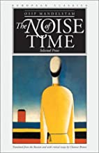 The noise of time and other prose pieces by…