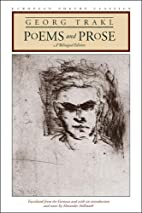 Poems and Prose: A Bilingual Edition…