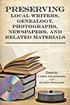 Preserving Local Writers, Genealogy,…