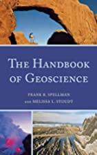 The Handbook of Geoscience by Frank R.…