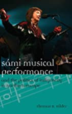 Sami Musical Performance and the Politics of…
