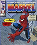 Daniels, Les: Marvel: Five Fabulous Decades of the World's Greatest Comics ([Marvel comics)