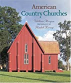 American Country Churches by William Morgan