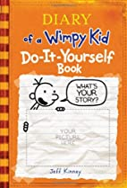 The Wimpy Kid Do-It-Yourself Book by Jeff…