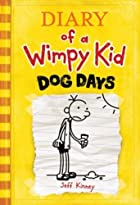 Dog Days (Diary of a Wimpy Kid, Book 4) by…