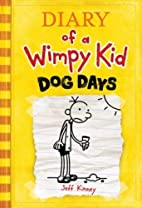Diary of a Wimpy Kid: Dog Days by Jeff…