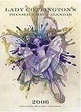 Brian Froud: Lady Cottington's Pressed Fairy 2006 Vertical Wall Calendar