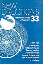 New Directions 33 by James Laughlin