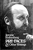 Rothenberg, Jerome: Pre-Faces and Other Writings