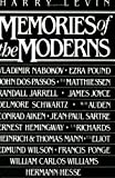 Levin, Harry: Memories of the Moderns