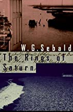 The Rings of Saturn by W. G. Sebald