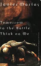 Tomorrow in the Battle Think on Me by Javier…