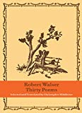 Walser, Robert: Thirty Poems