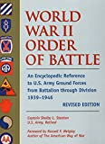 Stanton, Shelby L.: World War II Order of Battle