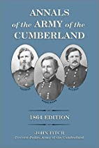 Annals of Army of Cumberland (Military…