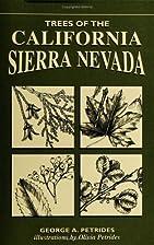 Trees of the California Sierra Nevada (Trees…