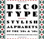 Deco Type: Stylish Alphabets from the '20s…