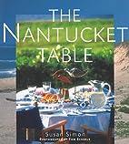 The Nantucket Table by Susan Simon