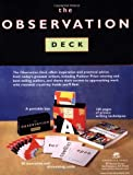 Naomi Epel: The Observation Deck: A Tool Kit for Writers (Past & Present)