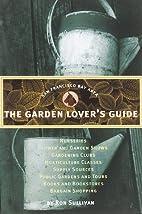 The Garden Lover's Guide: San Francisco Bay…