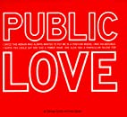 Public Love by Talmage Cooley