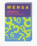 Chronicle Books Staff: Mensa: Mighty Mind Benders: 75 Number Puzzles