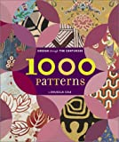 Cole, Drusilla: 1,000 Patterns : Design Through the Centuries