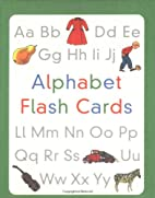 Alphabet Flash Cards by Beth Nelson