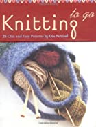 Knitting to Go Deck: 25 Chic and Easy…