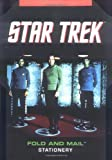 Chronicle Books Staff: Star Trek Fold and Mail Stationery