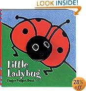 Little Ladybug: Finger Puppet Book (Little Finger Puppet Board Books)