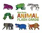 Eric Carle Animal Flash Cards by Eric Carle
