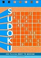 Sudoku: Easy to Medium by Zachary Pitkow