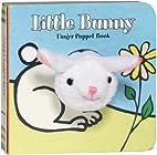 Little Bunny: Finger Puppet Book (Finger…