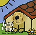Little Puppy Finger Puppet Book (Finger…