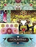Chronicle Books Staff: Mix and Match Stationery: Fauna Mandala