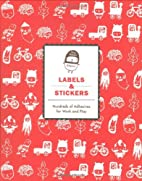 The Small Object Labels & Stickers by Sarah…