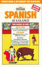Spanish at a Glance by Heywood Wald