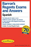 Kendris, Christopher: Barron's Regents Exams and Answers: Spanish