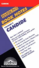 Voltaire's Candide: Barron's Book Notes by…