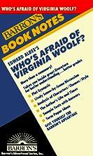 Edward Albee's Who's Afraid of Virginia…