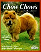 Chow Chows (Barron's Pet Owner's…